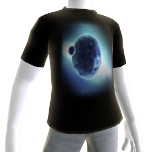 Epic SciFi Galaxy 5 T-shirt