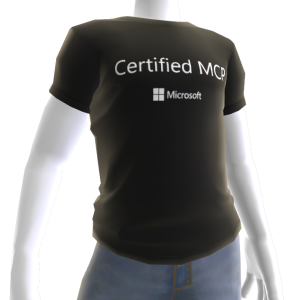 Certified MCP - Black