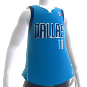 Dallas Mavericks NBA 2K14 Jersey