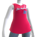 Los Angeles Clippers NBA2K11-Trikot 