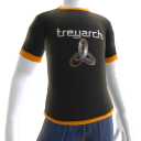 T-shirt met Treyarch-logo