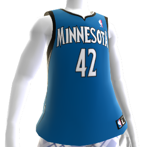 Minnesota T&#39;wolves NBA 2K13 Jersey