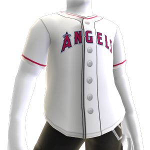 L.A. Angels of Anaheim MLB2K10 Jersey