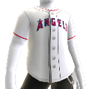Jersey L.A. Angels of Anaheim MLB2K10