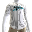 Jersey Florida Marlins MLB2K10