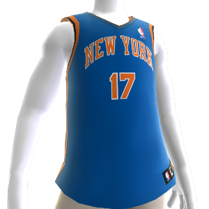 New York Knicks #17 NBA2K12-Trikot
