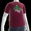 Camiseta de Gamora