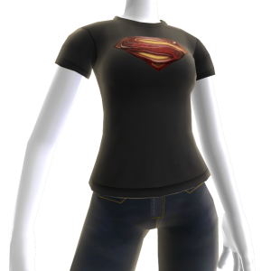 Superman - Man of Steel Tee