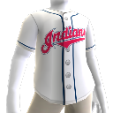 Cleveland Indians MLB2K10 Jersey