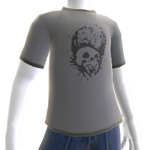 Skull Splat Shirt