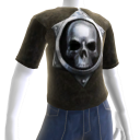 Epic Skull Outlaw 2 Shirt