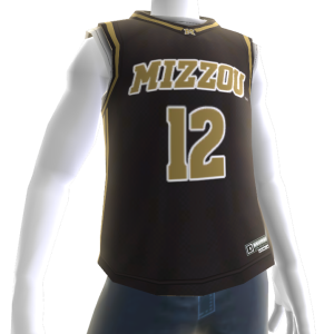 Missouri Basketball Jersey