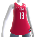Houston Rockets NBA 2K14 Jersey