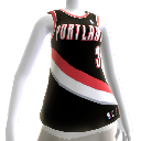 Portland Trail Blazers NBA2K12-Trikot