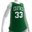 Camiseta Retro NBA 2K13 Celtics 85-86