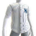 Maillot MLB2K10 New York Yankees