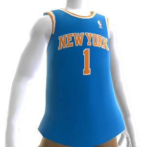 New York Knicks NBA 2K13 Jersey