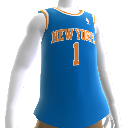 New York Knicks NBA 2K13-trøje