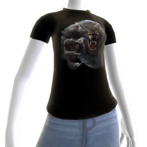 Epic Werewolf 2 T-Shirt