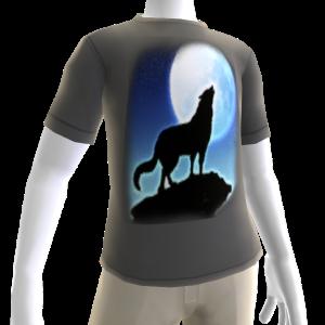 Epic Werewolf 3 Gray T-Shirt