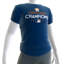 Astros World Series Tee