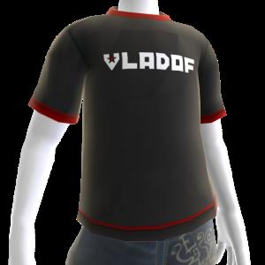 Shirt met Vladof-logo