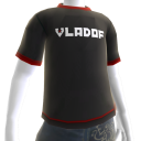 Camisa com logótipo Vladof