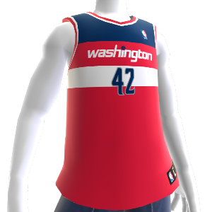 Washington Wizards NBA 2K13-shirt