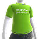 What&#39;s your gamerscore? Tee