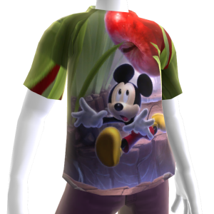 Mickey Apple Tee