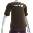 T-shirt Logótipo Trials HD