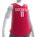 Houston Rockets NBA2K11 Jersey