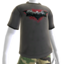 The Dark Knight Rises Batman Logo T-Shirt #5