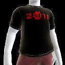 Camiseta de Presságio Sanguinário