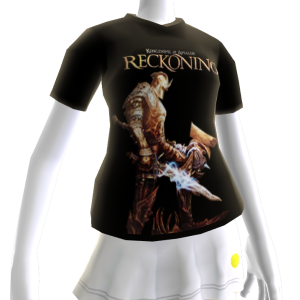 T-Shirt de Reckoning