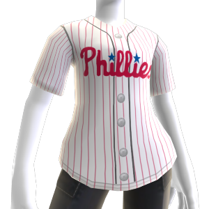Jersey Philadelphia Phillies MLB2K10