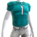 Miami 2013 Home Game Jersey