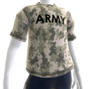Army Camo T-Shirt