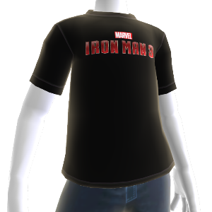 T-Shirt logo Iron Man 3