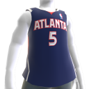 Atlanta Hawks NBA2K11 Jersey 