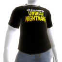 Koszulka z logo Undead Nightmare
