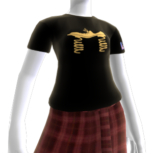 T-shirt chaussure à ressort