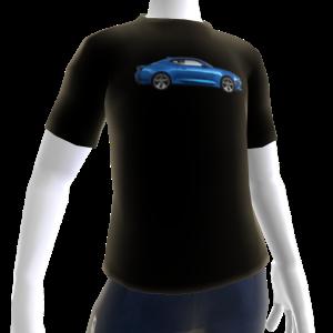2017 Camaro SS Black Tee