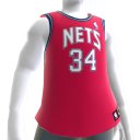 New Jersey Nets NBA2K11-Trikot