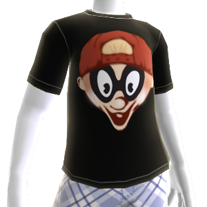 T-shirt Avatar Captain Baseball Bat Boy