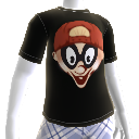 Camiseta de avatar de Captain Baseball Bat Boy