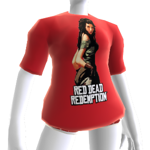 T-Shirt Scarlet Lady