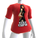 T-Shirt Lady Scarlet