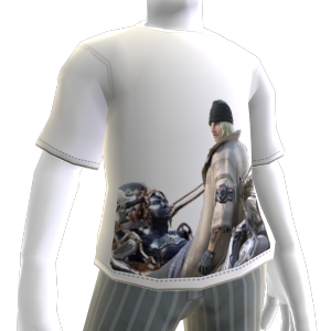 Camiseta de Snow