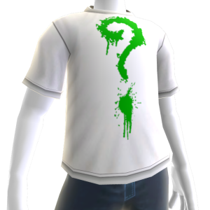 Das Riddler-T-Shirt